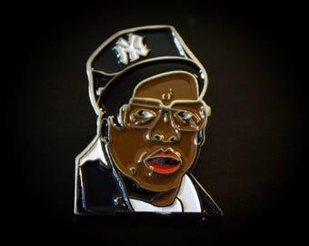 Jay Z Lapel Enamel Pin ( Hipster Hov ), rap pins, hiphop, hiphop pin, hip-hop pin, new york, beyonce pin, lapel pin, soft enamel pin, NY