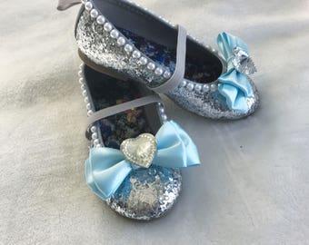 Kid's Cinderella Shoes
