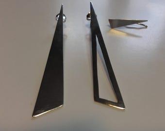Trio of triangles