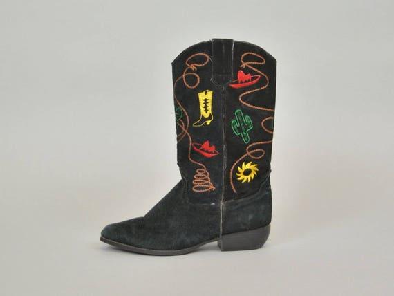 Southwestern Southwestern Suede US Southwestern US Boots 7 Suede 7 US Suede Boots Boots aU4ZqZ