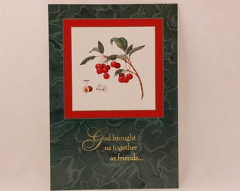 NEW! Religious Friend by DaySpring . 1 Single Card with Envelope.