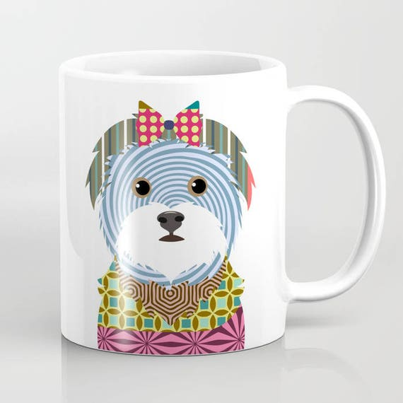 Maltese Mug, Maltese Gifts, Maltese Accessories, Maltese Lovers Gifts, Dog Mug, Animal Mug, Pet Gifts, Pet Mug, Dog Lover Mug
