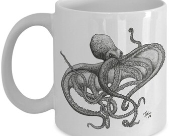 Octopus Ink Mug