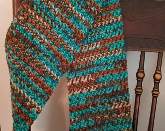 Shades of Copper Scarf