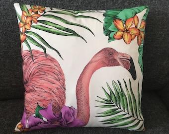 Flamingo Cushion