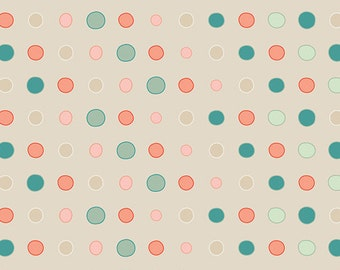 Bonbons Candy (Dots) RPT-2705 - RAPTURE by Pat Bravo - Art Gallery Fabrics  - By the Yard