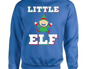 Little Elf Xmas Sweateshirt