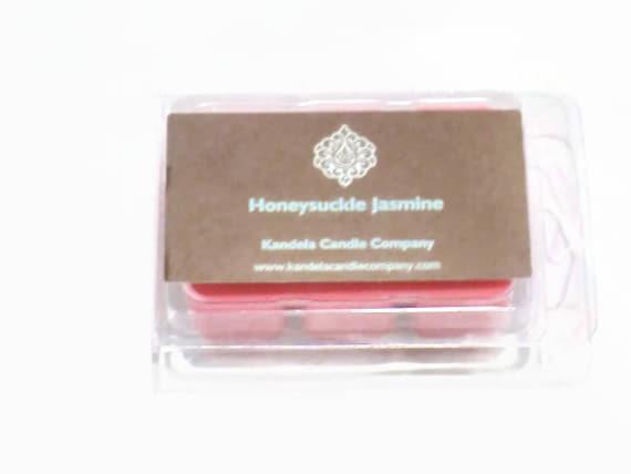 New! Honeysuckle Jasmine Wax Melt