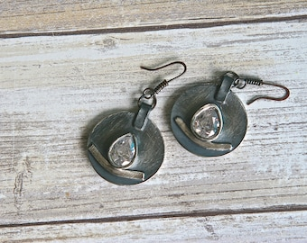 Del Silver, Handcrafted Earring