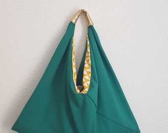 XXL reversible tote bag