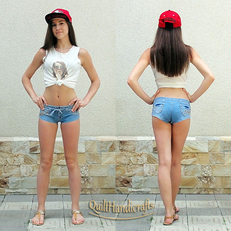 cheap denim shorts for girls
