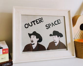 Outer! Space!