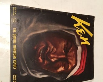 april 7 1938 ken magazine volume 1 issue 1 rare debut issue with ernest heminging debut of the time now the place spain