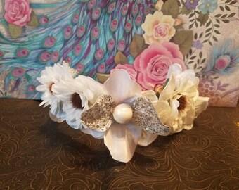 Pure Flower Tiara