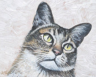 Pet water colour sketches, animal and bird drawings, mini originals. 100% hand painted
