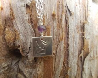 Love Idaho Necklace