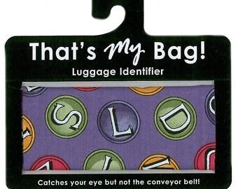 That's My Bag - Alphabet