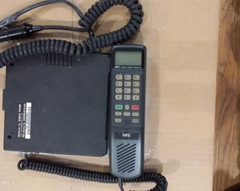 Nec America Mc5a1a1-1a Mobile Carphone and Handset