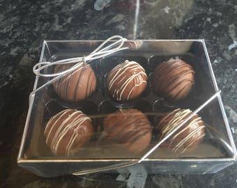 Handmade Rum & Baileys Truffles