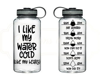 I like my Water Cold Water Bottle