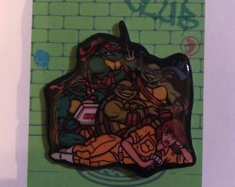 Teenage Mutant Ninja Turtles Pin