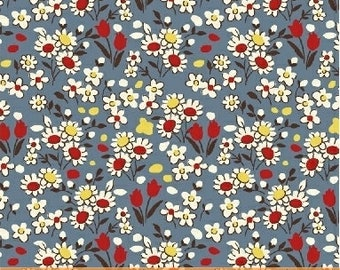 Little Red Riding Hood, 50302-3,  Floral Cotton Woven fabric