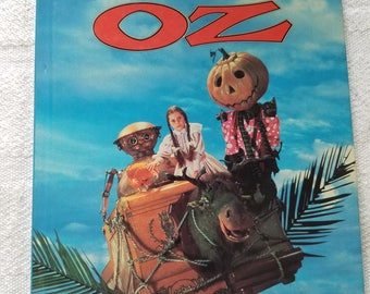 Return to Oz Hardcover book