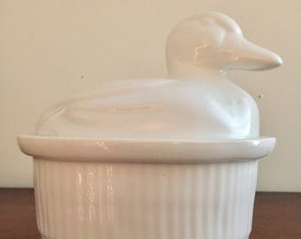 White Duck Covered Dish