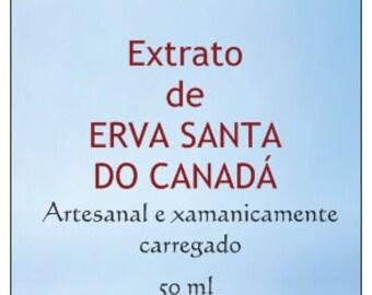 YERBA SANTA Extract - 50 ml