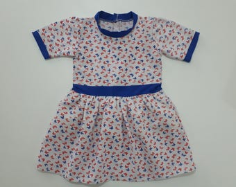 A cute dress for your baby girl.