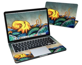MacBook Skin - From the Deep by FP - Vinyl Decal Sticker Cover - Fits Pro, Air, 11in, 12in, 13in, 15in, 17in