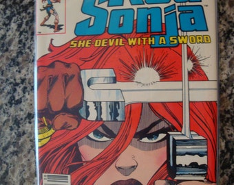 Red Sonja Issue 1 Comic Book