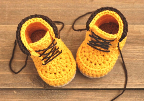 Crochet PATTERN Baby Boys \