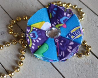 Easter Peep Small Dog Flower Collar Attachment/ Candy/