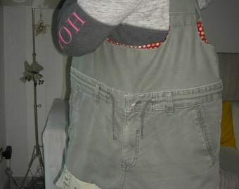 Bag made from pants