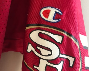 Vintage San Francisco 49ers Jerry Rice Jersey
