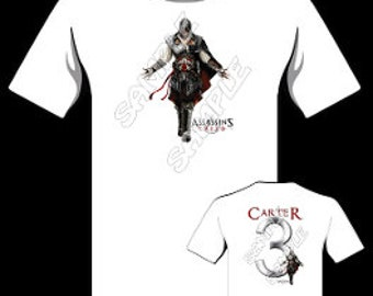 ASSASSINS CREED Personalized t-shirt
