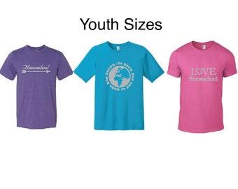 Homeschool Tshirts