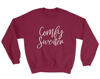 The Comfy Sweater