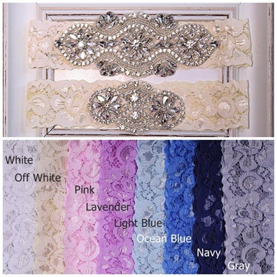 Plus Size Wedding Garters: Wedding Garter Bridal Garter Set Garter Wedding Plus Size