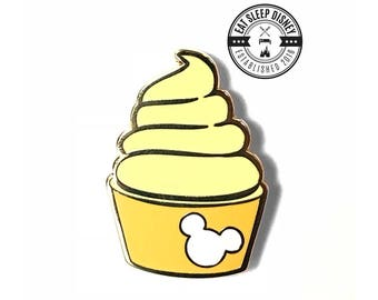 Dole Whip - Trading Pin