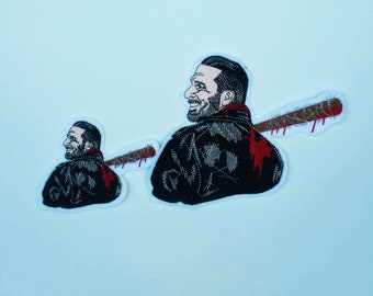 Negan patch, The walking dead patch, TWD patch