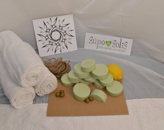100% olive oil castile soap