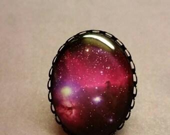 Orions belt space adjustable ring