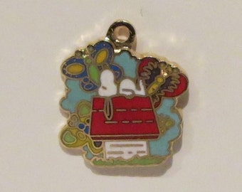 Vintage Snoopy Charm by Aviva