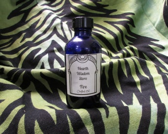 Fire Anointing Oil