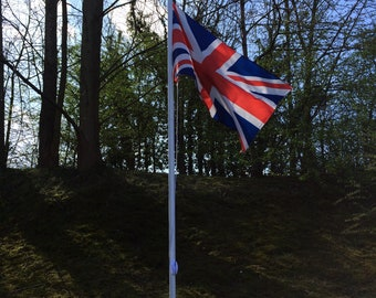 Your very own Flag & Flagpole