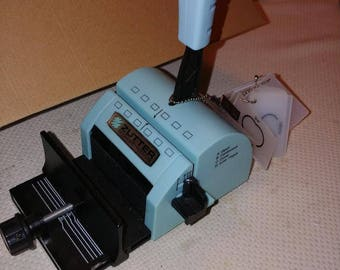 Zutter Bind-It-All Manual Binding Machine, USED