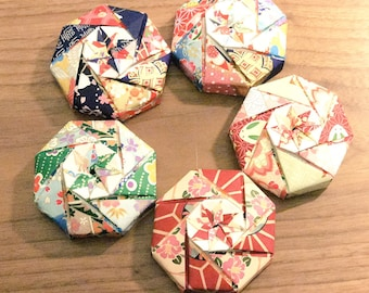 Origami Box - Set of 5