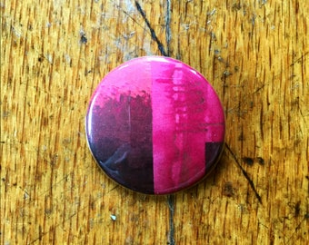 Abstract Red Pin
